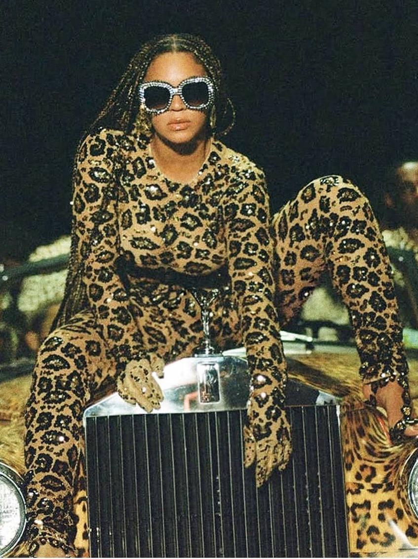 Beyoncé in Valentino