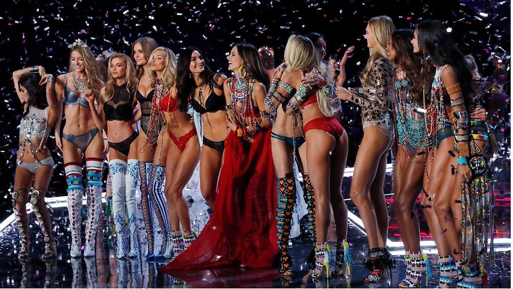 Victoria's Secret Finale 2017