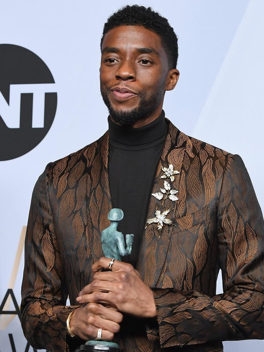 Chadwick Boseman SAG Awards