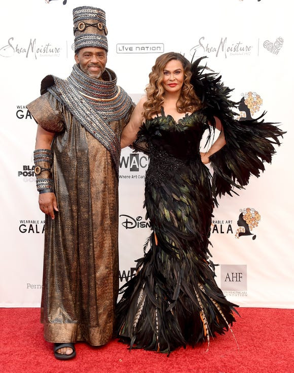 Richard & Tina Lawson Wearable Art Gala 2019