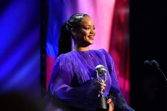 Rihanna president's award 51st NAACP