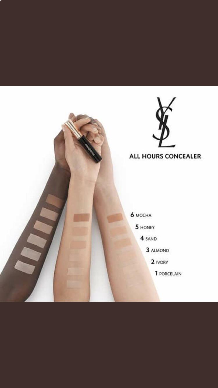 Yves Saint Laurent concealers