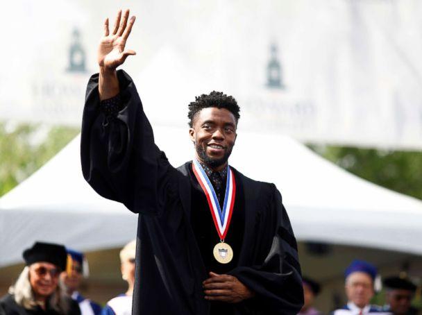 Chadwick Boseman Howard University
