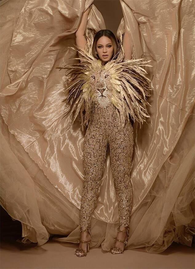 Beyoncé Wearable Art Gala 2019