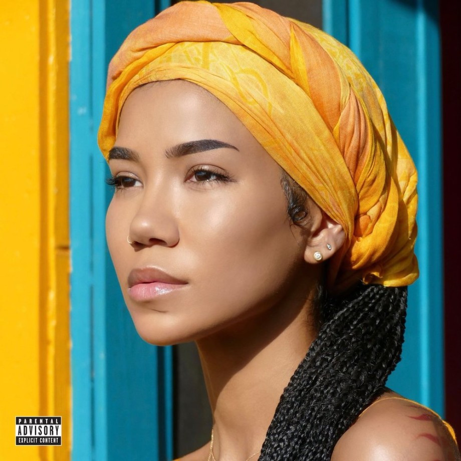 Chilombo album cover by Jhene Aiko