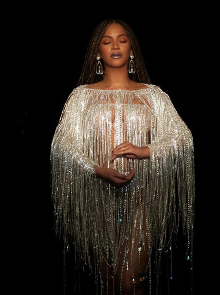 Beyoncé in Lace by Tanaya
