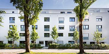 """Immbobilienobjekt """"LEBENSRAUM BOGENHAUSEN"""" in der Englschalkinger Straße in München- von Concept Bau - Immobilienfotografie Fabio Grazioli Fotografie"""
