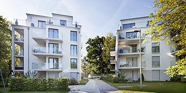 """Immbobilienobjekt PARKSUITEN"""" in der Englschalkinger Straße in München- von Concept Bau - Immobilienfotografie Fabio Grazioli Fotografie"""