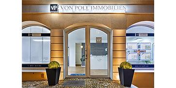 Immobilienfoto der VON POLL IMMOBILIEN-Geschäftsstelle in Dachau