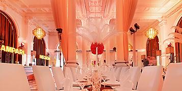 Interieurfotografie vom Lenbach Palais in München by Fabio Grazioli Fotografie