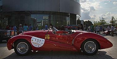 Bilder Old Timer Rennen Donau Classic Ingolstadt - Audi Forum