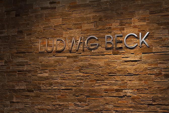 Ludwig Beck für Neue Männer!