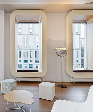 Interieurfotografie vom Mace Veranstaltungsraum in München by Fabio Grazioli Fotografie für die Firma Different Eventausstattung