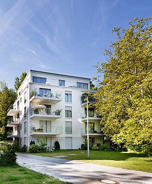 Immbobilienobjekt PARKSUITEN München - von Concept Bau - Immobilienfotografie Fabio Grazioli Fotografie