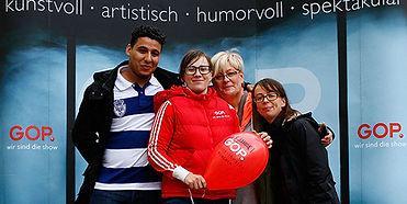 Portraits und Gruppenbilder Teilnehmer am Fotoevent Finderglück