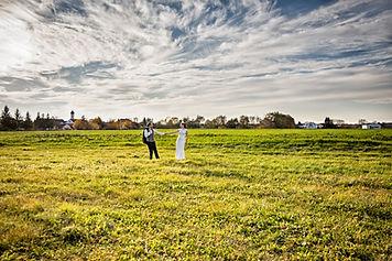 Outdoor Brautpaarshooting Regina und Christopher