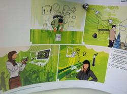KPN illustraties