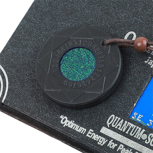 Quantum Pendant Health Energy Charm 3000CC