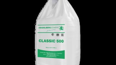 Heidelberg Cement CLASSIC 500