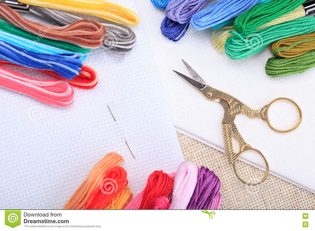 embroidery-floss-needle-close-up-colour-