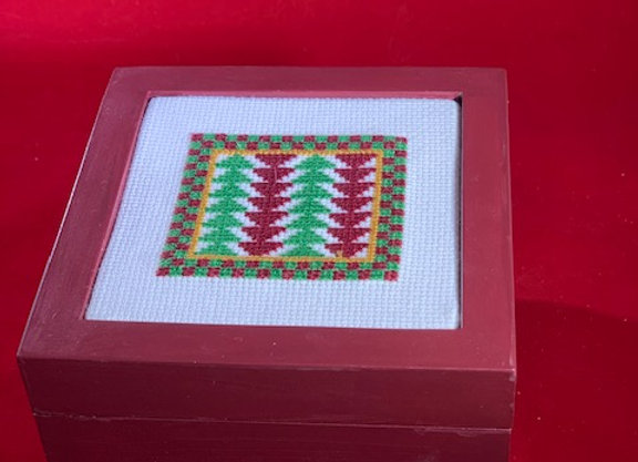 Holiday Shop - Basket Weave Quilt style