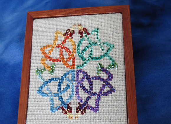 Celtic Designs - Beaded Snakes