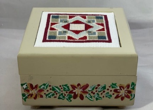 Holiday Shop - Quilt Square #1