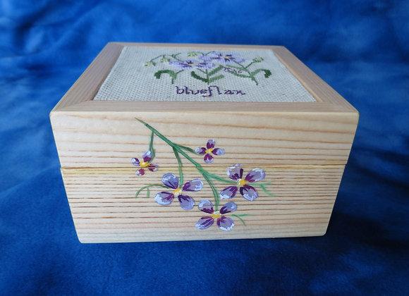 Rocky Mountain Flower - Blue Flax