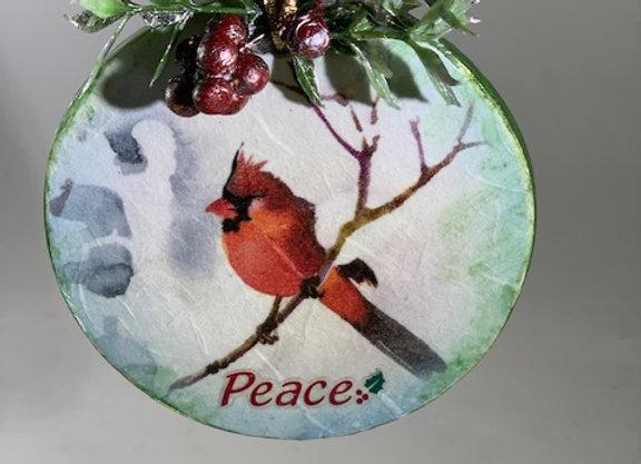 Holiday Shop - Cardinal Ornament