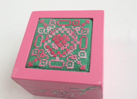 Zen Stitches - Pink Spring