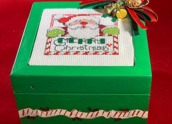 Holiday Shop - Merry Christmas Santa
