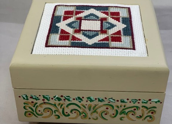 Holiday Shop - Quilt Square #2