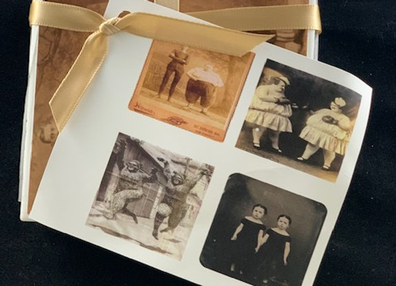 Tile Coasters - Crazy Vintage Odd Doubles
