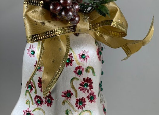 Holiday Shop -  Bell Ornament