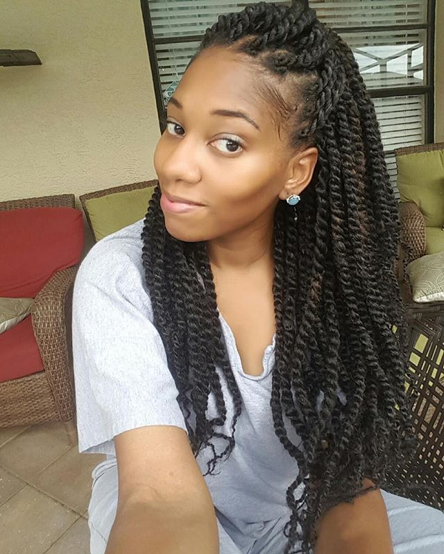 #clientselfie 😍 these twists are light and last up to 2 months!! DM me ladies!!! #marleytwists #tam