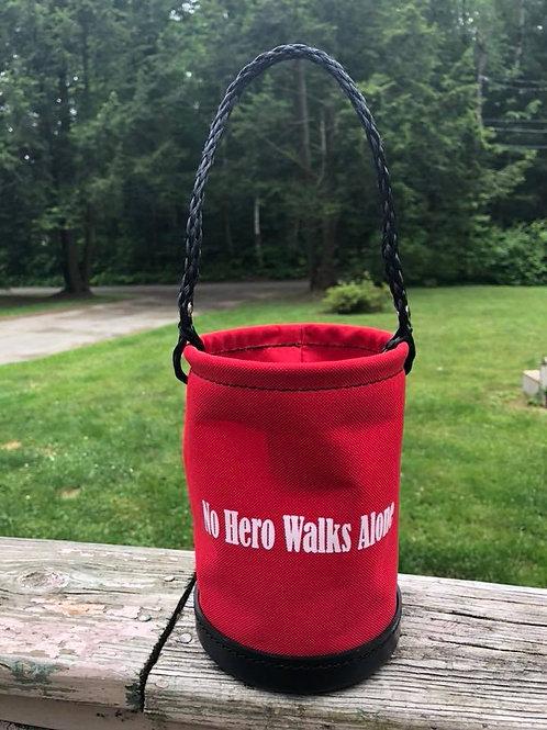 No Hero Walks Alone Diddy Bag