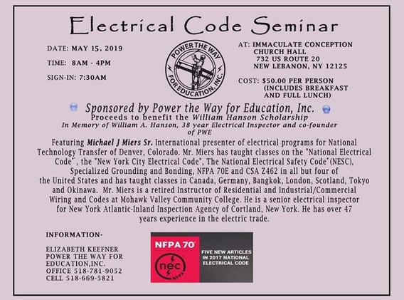 2019 Electrical Code Seminar.jpg