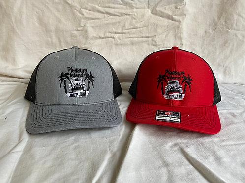 Trucker style mesh hat
