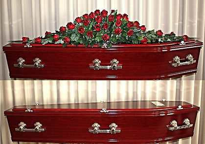 Ballan Coffin - Michael Crawford Funerals