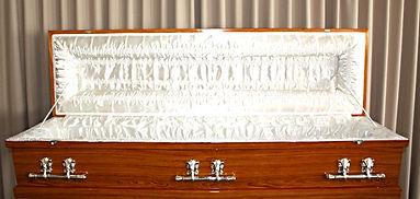 Charles Casket - Michael Crawford Funerals