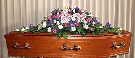 Hopetoun Coffin - Michael Crawford Funerals