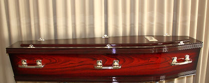 Maddingley Coffin - Michael Crawford Funerals