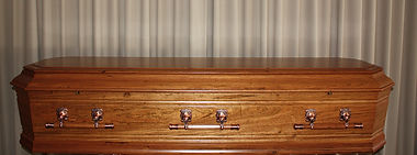 Blackwood Casket - Michael Crawford Funerals