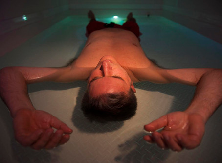 People With Anxiety Find Relief in Sensory Deprivation Tanks