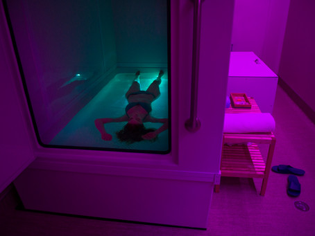 How Float Therapy Benefits Mental Health