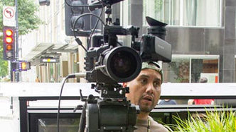 Filmmaking at Living Arts College