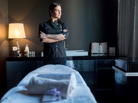 How does a massage therapy career return two allied rewards for life?
