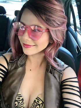 Pinkee Wig