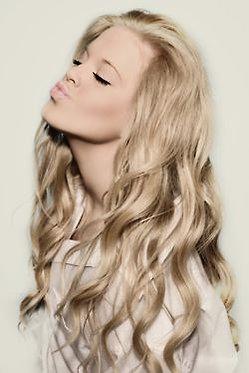Ash Blondes - Jasmin Hair Extensions