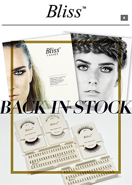 Bliss Most Natural Looking Lashes (set of 2 pairs)
